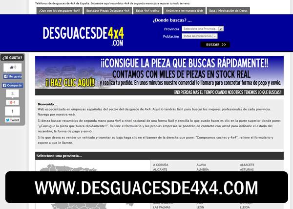 Aceites 4x4